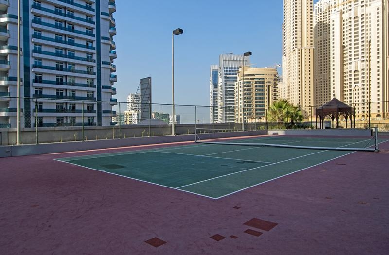 1 Bedroom Apartment For Sale in  The Waves Tower B,  Dubai Marina   9