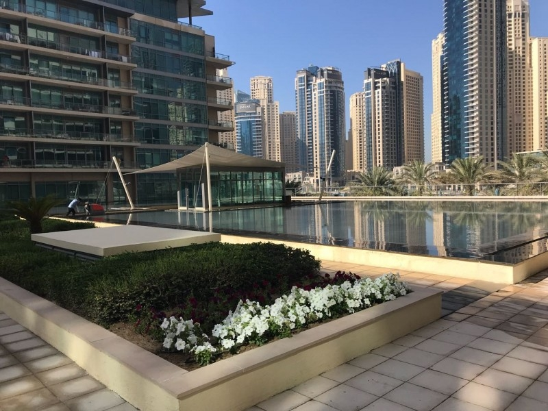 2 Bedroom Apartment For Sale in  Al Majara 1,  Dubai Marina   11