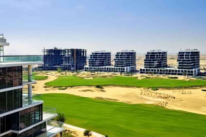 2 Bedroom Apartment For Rent in  Golf Vista 2,  DAMAC Hills (Akoya by DAMAC)   9