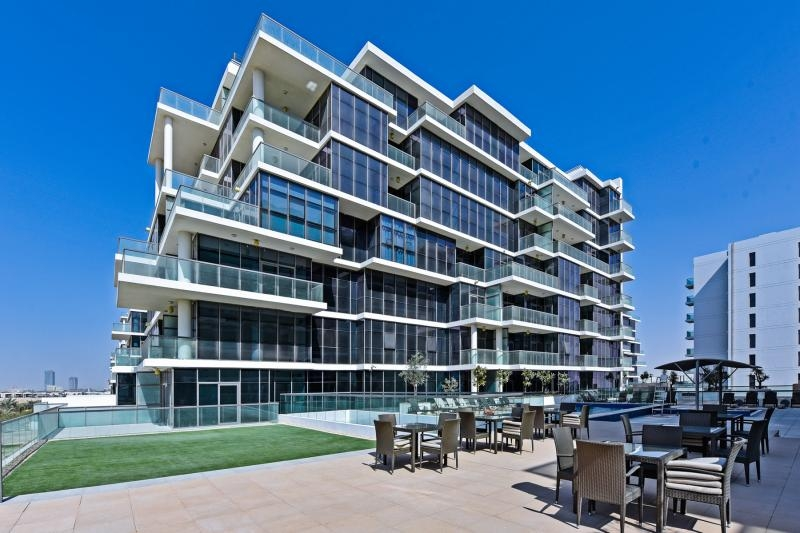 2 Bedroom Apartment For Rent in  Golf Vista 2,  DAMAC Hills (Akoya by DAMAC)   10