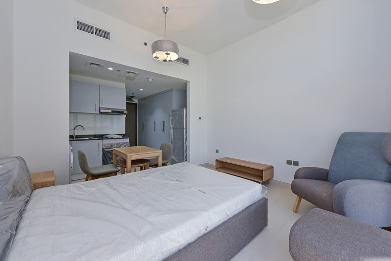 Studio Apartment For Sale in  Montrell,  Al Furjan   2