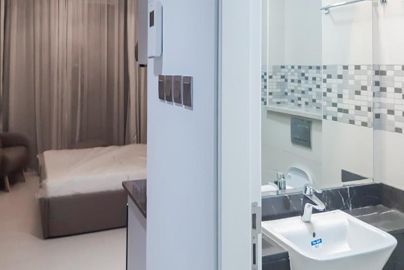 Studio Apartment For Sale in  Montrell,  Al Furjan   5