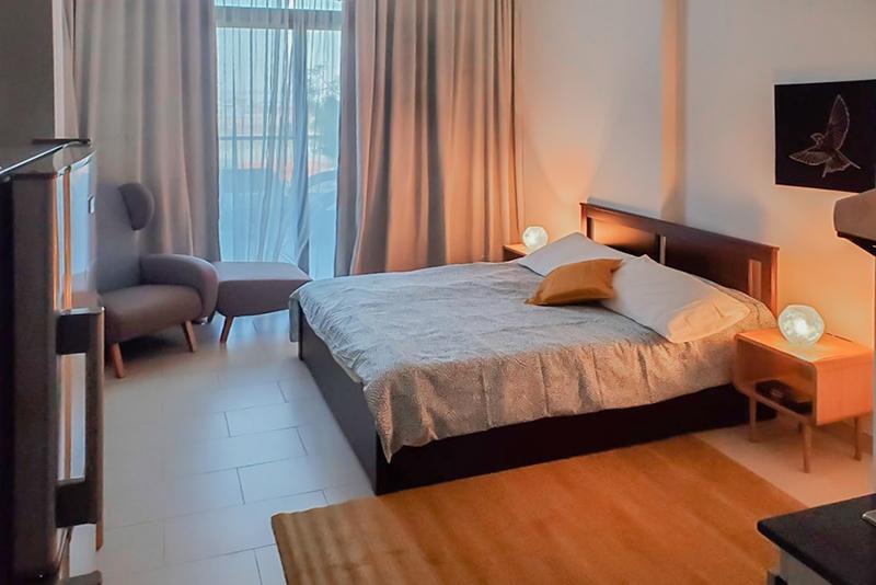 Studio Apartment For Sale in  Montrell,  Al Furjan   4