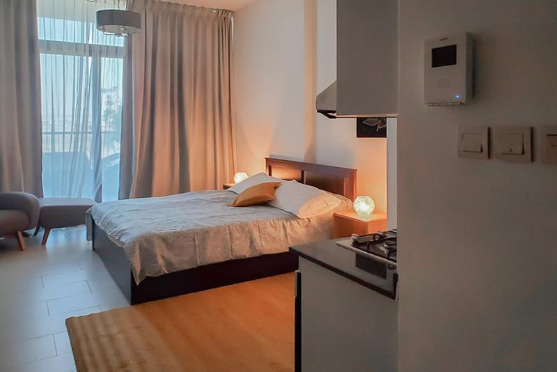 Studio Apartment For Sale in  Montrell,  Al Furjan   7