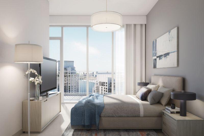 1 Bedroom Apartment For Sale in  Creek Horizon,  Dubai Creek Harbour (The Lagoons)   3