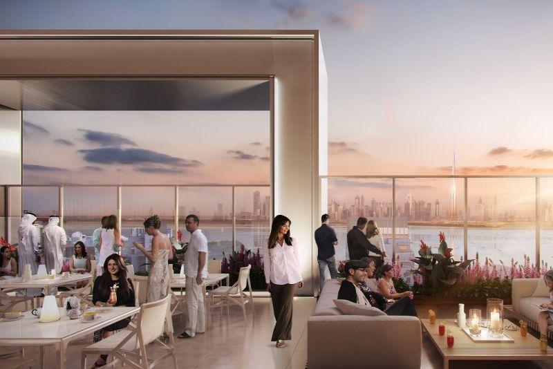 1 Bedroom Apartment For Sale in  Creek Horizon,  Dubai Creek Harbour (The Lagoons)   4