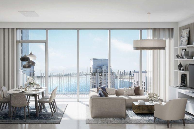 1 Bedroom Apartment For Sale in  Creek Horizon,  Dubai Creek Harbour (The Lagoons)   0