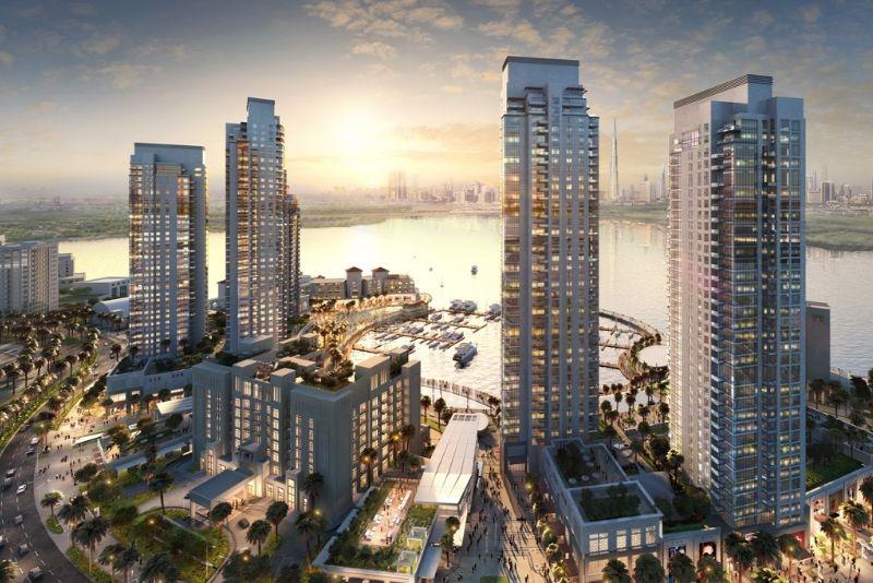 1 Bedroom Apartment For Sale in  Creek Horizon,  Dubai Creek Harbour (The Lagoons)   5