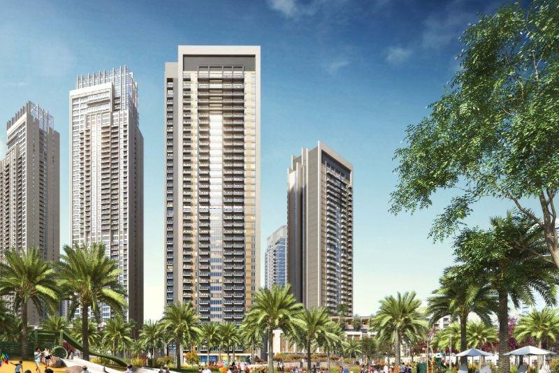 1 Bedroom Apartment For Sale in  Creek Horizon,  Dubai Creek Harbour (The Lagoons)   7