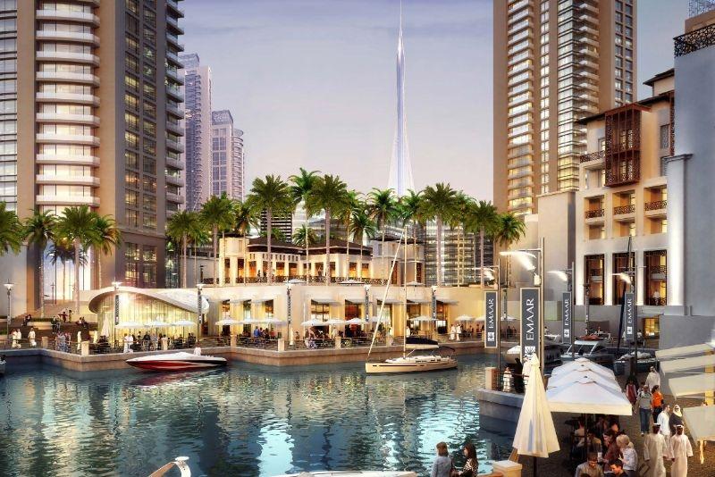 1 Bedroom Apartment For Sale in  Creek Horizon,  Dubai Creek Harbour (The Lagoons)   8