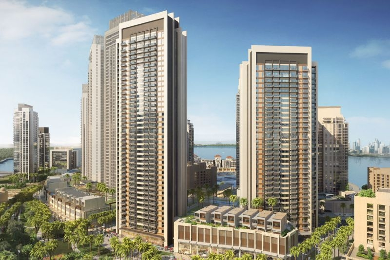 1 Bedroom Apartment For Sale in  Creek Horizon,  Dubai Creek Harbour (The Lagoons)   9