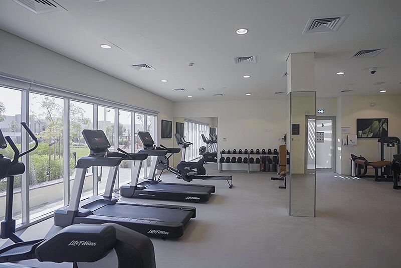 2 Bedroom Townhouse For Rent in  Urbana III,  Dubai South   15