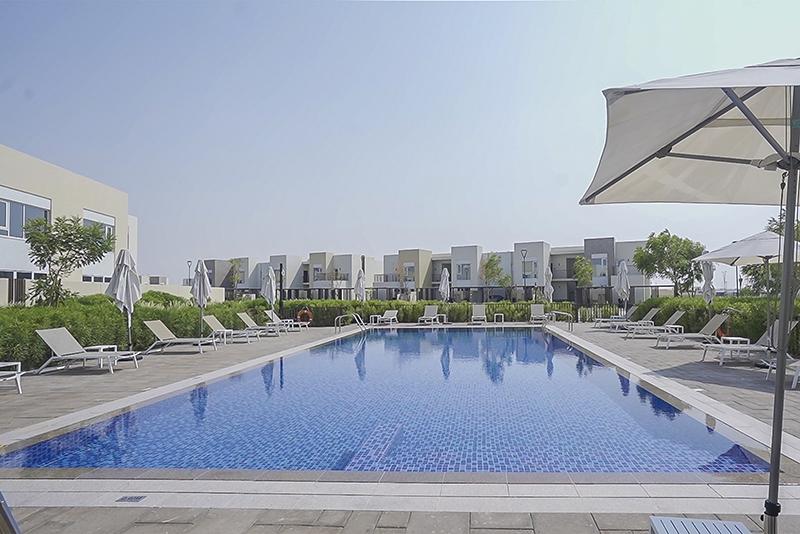 2 Bedroom Townhouse For Rent in  Urbana III,  Dubai South   12