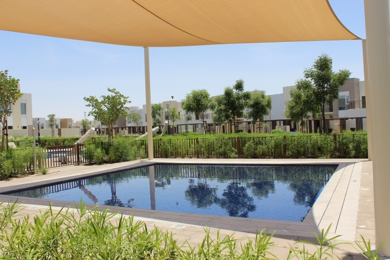 2 Bedroom Townhouse For Rent in  Urbana III,  Dubai South   11