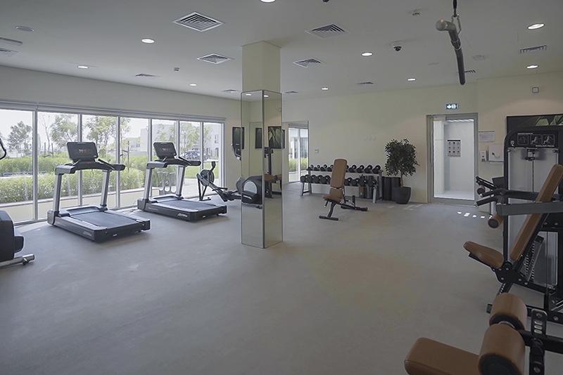 2 Bedroom Townhouse For Rent in  Urbana III,  Dubai South   14