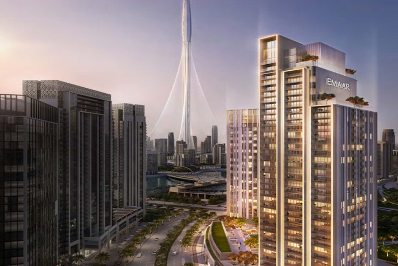 1 Bedroom Apartment For Sale in  Harbour Gate,  Dubai Creek Harbour (The Lagoons) | 1