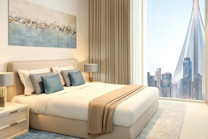 1 Bedroom Apartment For Sale in  Harbour Gate,  Dubai Creek Harbour (The Lagoons) | 2