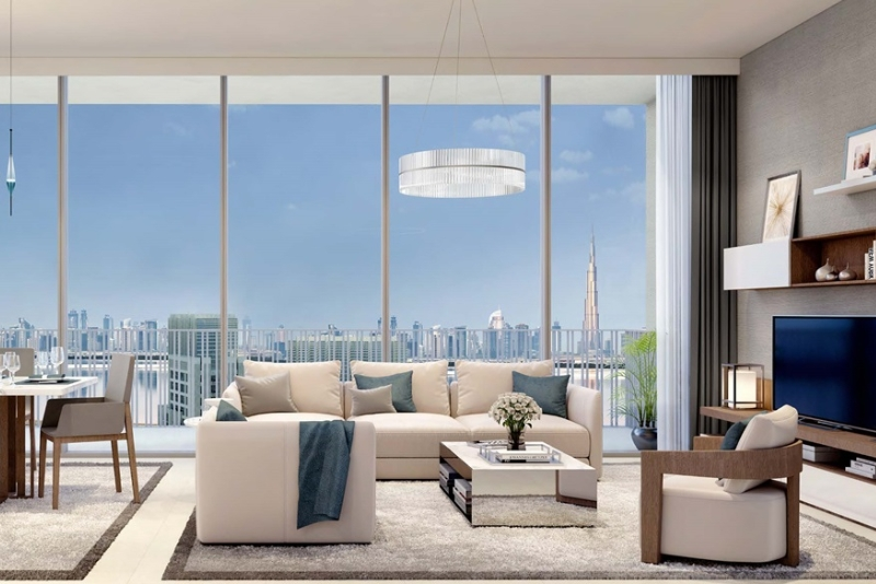 1 Bedroom Apartment For Sale in  Harbour Gate,  Dubai Creek Harbour (The Lagoons) | 3