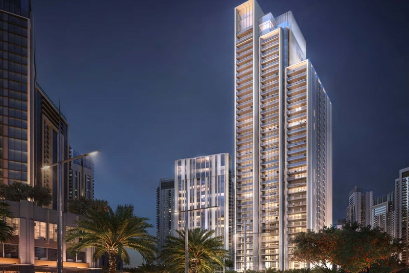 1 Bedroom Apartment For Sale in  Harbour Gate,  Dubai Creek Harbour (The Lagoons) | 4