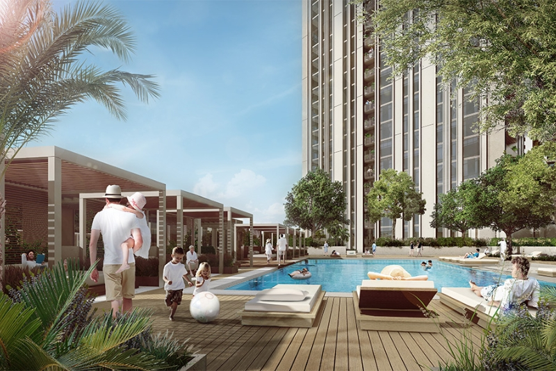 1 Bedroom Apartment For Sale in  Harbour Gate,  Dubai Creek Harbour (The Lagoons) | 5