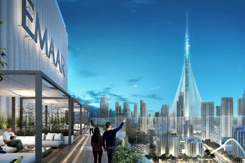 1 Bedroom Apartment For Sale in  Harbour Gate,  Dubai Creek Harbour (The Lagoons) | 6