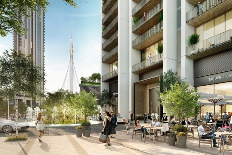 1 Bedroom Apartment For Sale in  Harbour Gate,  Dubai Creek Harbour (The Lagoons) | 7