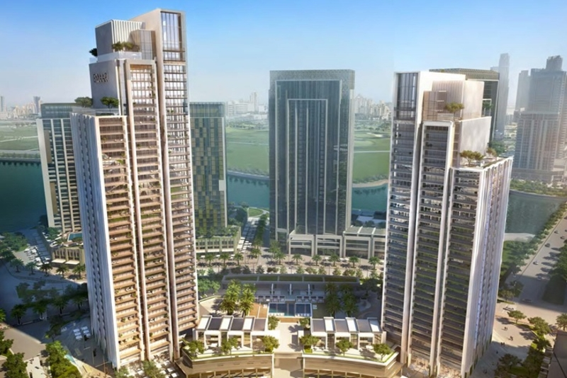 1 Bedroom Apartment For Sale in  Harbour Gate,  Dubai Creek Harbour (The Lagoons) | 9