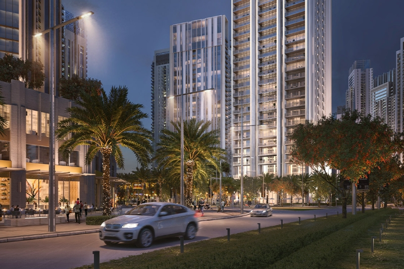 1 Bedroom Apartment For Sale in  Harbour Gate,  Dubai Creek Harbour (The Lagoons) | 10
