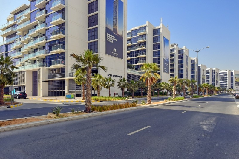 Studio Apartment For Rent in  Golf Panorama A,  DAMAC Hills (Akoya by DAMAC)   11