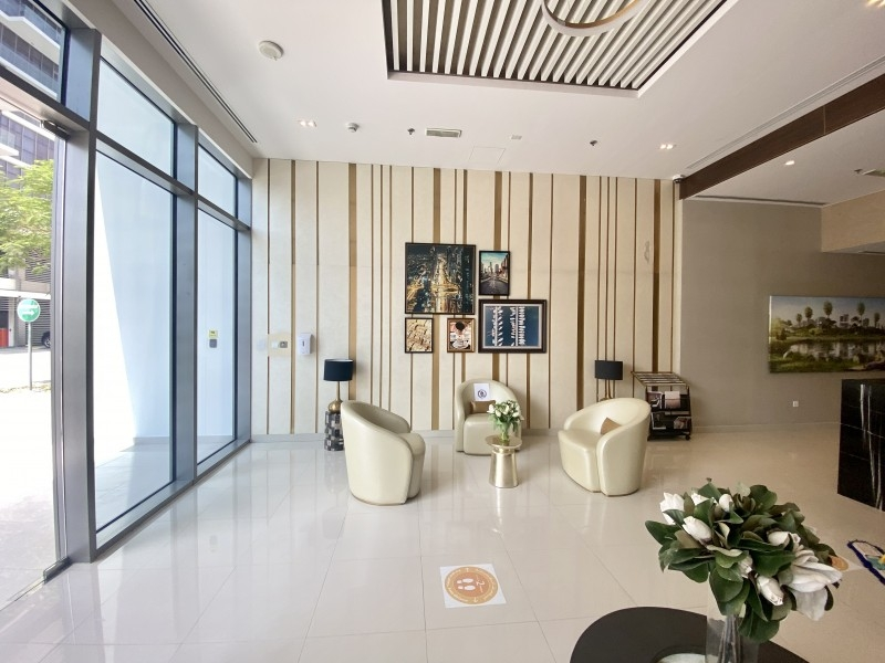 Studio Apartment For Rent in  Golf Panorama A,  DAMAC Hills (Akoya by DAMAC)   14