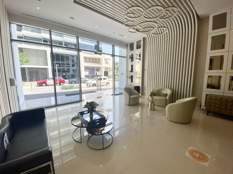Studio Apartment For Rent in  Golf Panorama A,  DAMAC Hills (Akoya by DAMAC)   13
