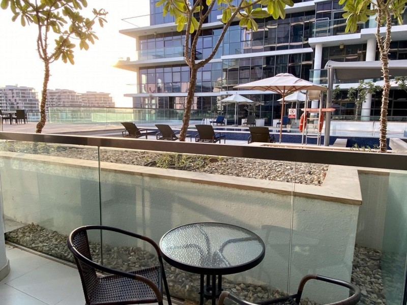 Studio Apartment For Rent in  Golf Panorama A,  DAMAC Hills (Akoya by DAMAC)   5
