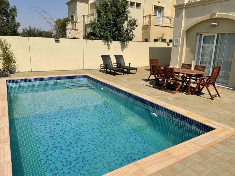 3 Bedroom Villa For Rent in  Springs 6,  The Springs | 1