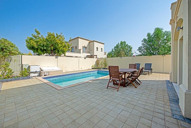 3 Bedroom Villa For Rent in  Springs 6,  The Springs | 25
