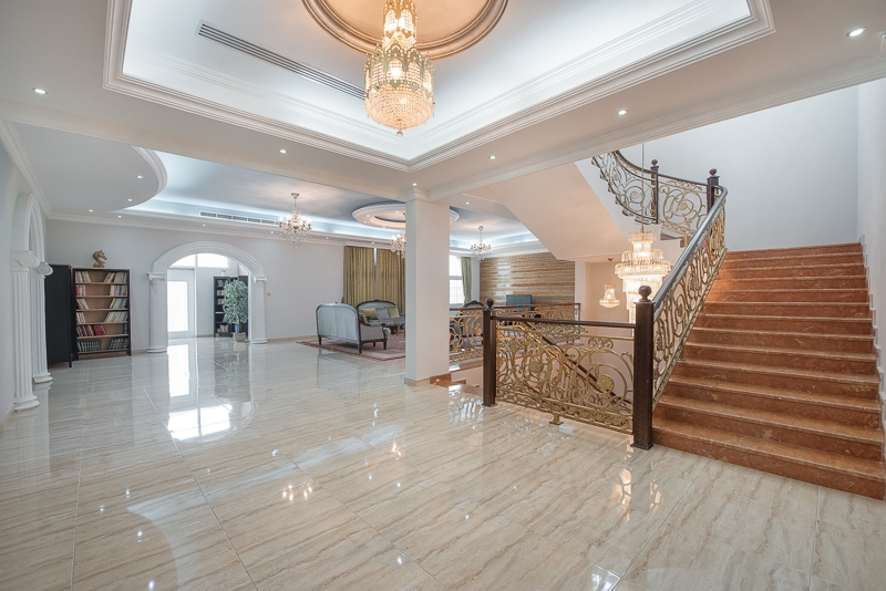 6 Bedroom Villa For Rent in  Al Barsha South 1,  Al Barsha | 7