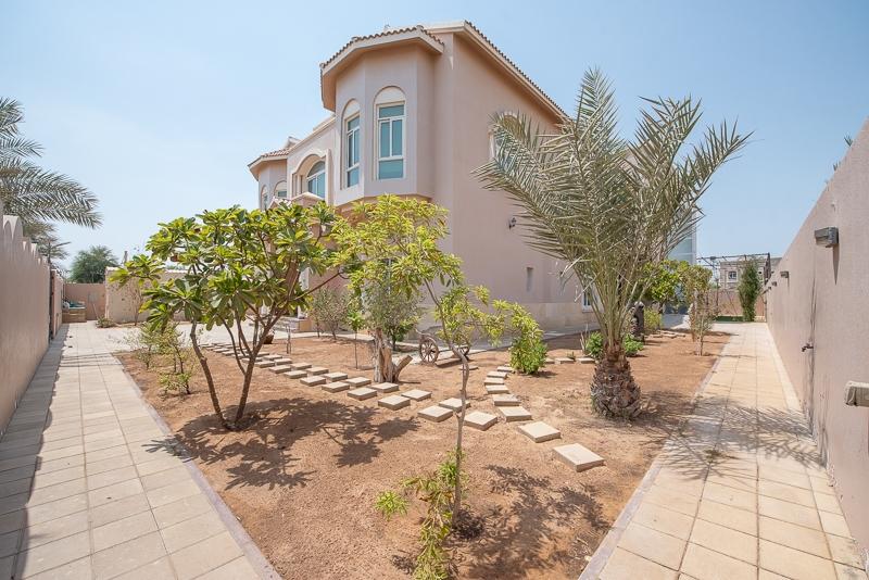 6 Bedroom Villa For Rent in  Al Barsha South 1,  Al Barsha | 0