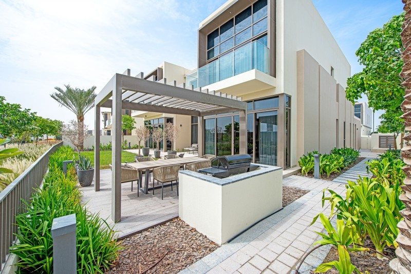 6 Bedroom Villa For Sale in  Golf Place,  Dubai Hills Estate | 1