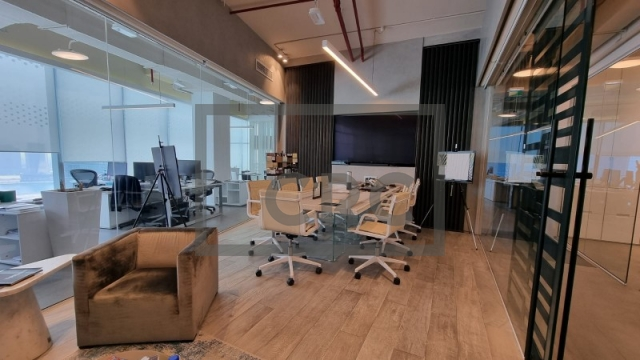 3,140 sq.ft. Office in Business Bay, The Opus for AED 8,900,000