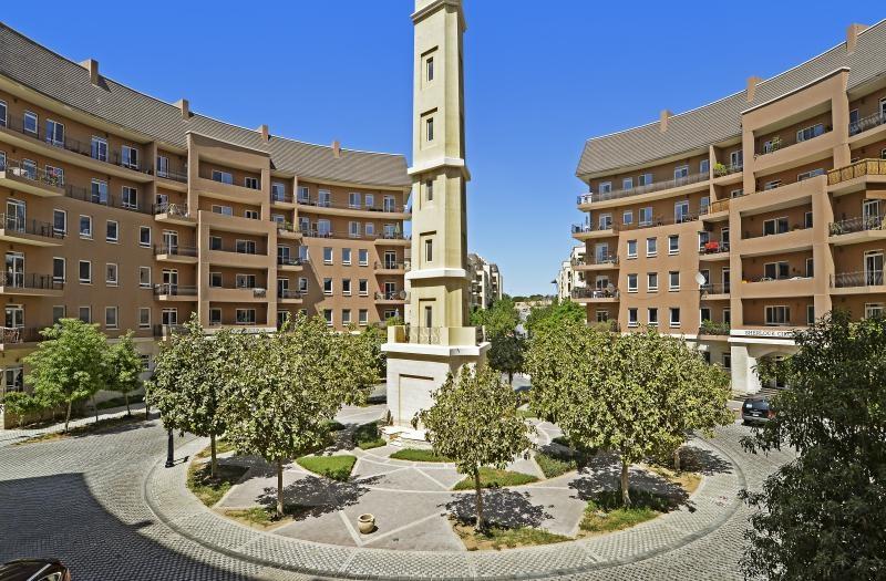 1 Bedroom Apartment For Rent in  Sherlock House 1,  Motor City | 18