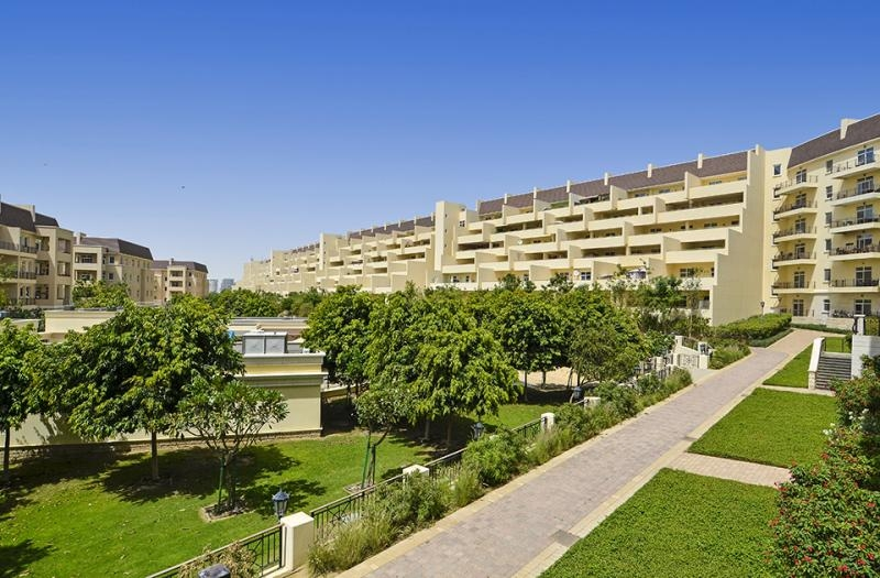 1 Bedroom Apartment For Rent in  Sherlock House 1,  Motor City | 10