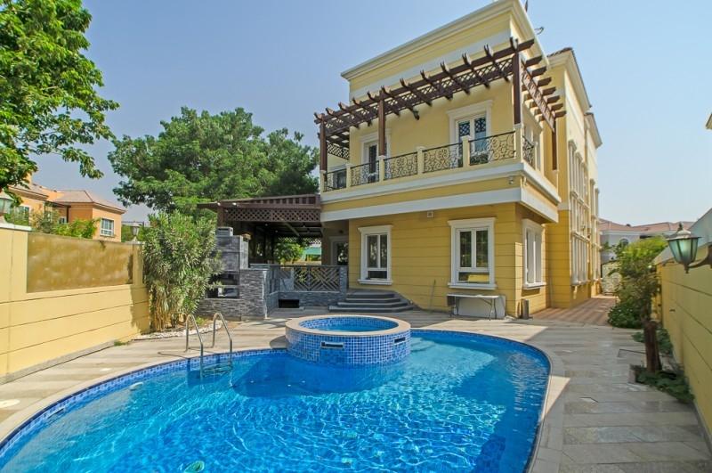 4 Bedroom Villa For Rent in  The Aldea,  The Villa   0
