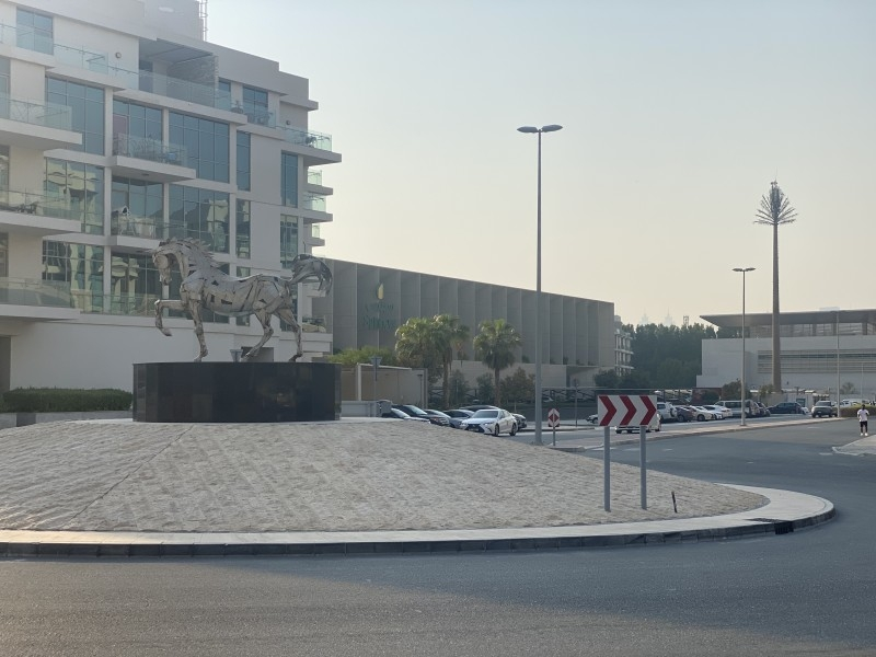 2 Bedroom Apartment For Rent in  The Polo Residence,  Meydan Avenue | 2