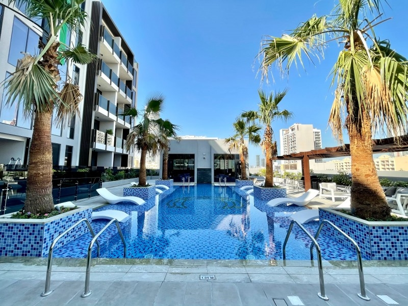 1 Bedroom Apartment For Sale in  Chaimaa Avenue Residences,  Jumeirah Village Circle   4