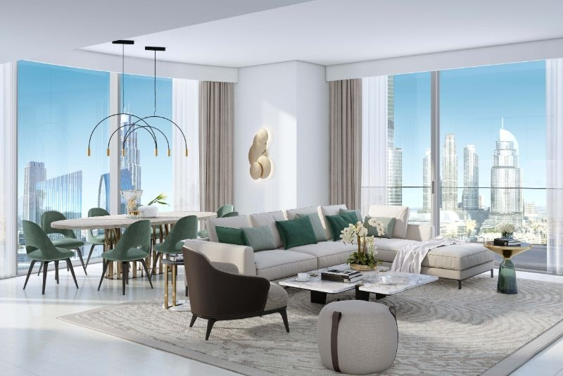 2 Bedroom Apartment For Sale in  Grande at The Opera District,  Downtown Dubai   0