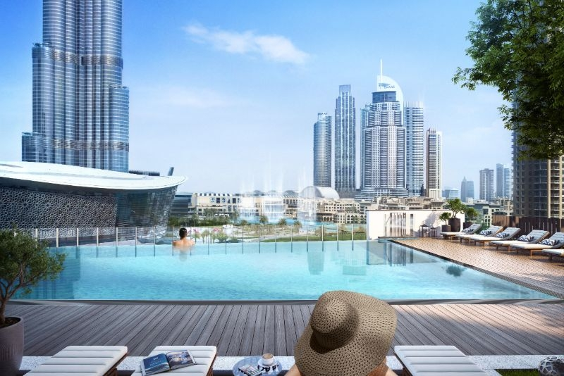 2 Bedroom Apartment For Sale in  Grande at The Opera District,  Downtown Dubai   6