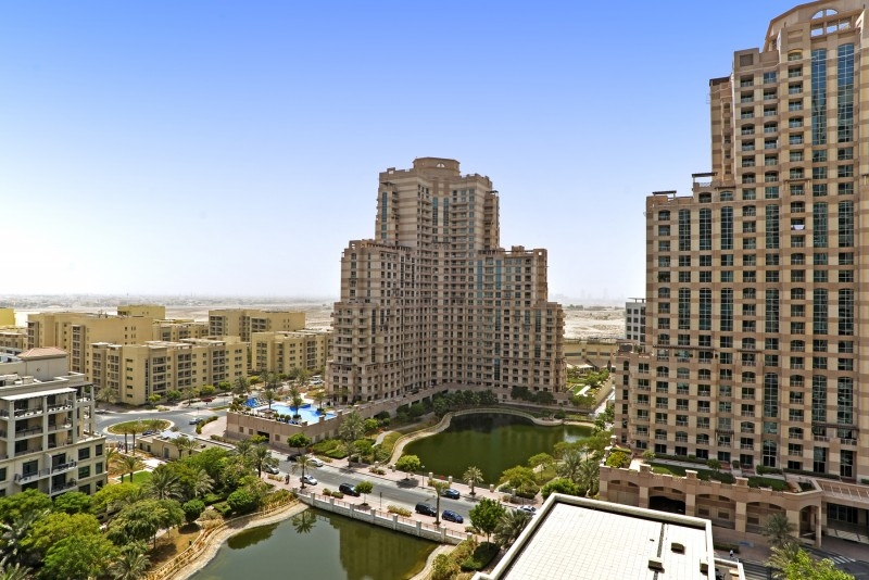 1 Bedroom Apartment For Rent in  The Fairways North,  The Views | 11