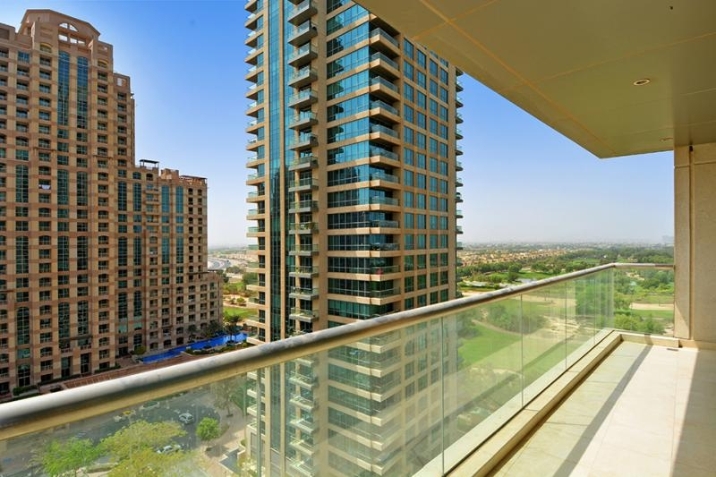 1 Bedroom Apartment For Rent in  The Fairways North,  The Views | 0