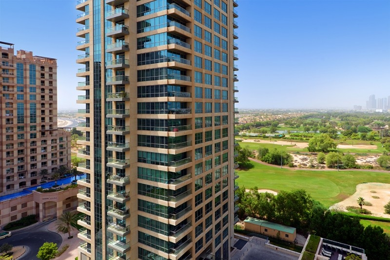 1 Bedroom Apartment For Rent in  The Fairways North,  The Views | 16
