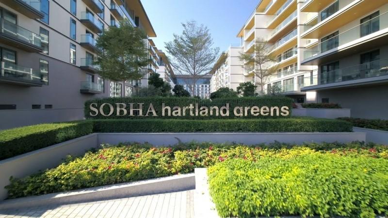 1 Bedroom Apartment For Rent in  Hartland Greens,  Mohammad Bin Rashid City   12