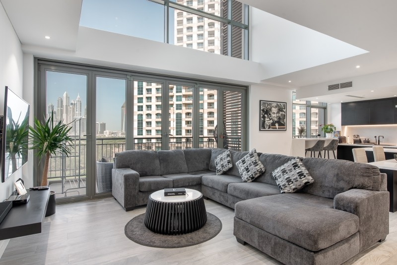 3 Bedroom Penthouse For Sale in  Panorama at The Views Tower 1,  The Views   1
